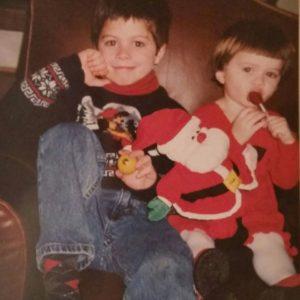 Christmas Photo 1996